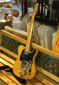 Fender Telecaster Bigsby Ash