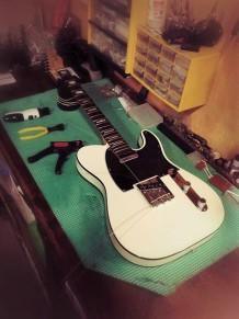 Fender Telecaster Custom 62