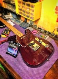 Fender Telecaster Standard series