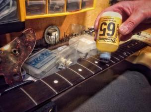 Lemon Oil Formula 65 de Dunlop