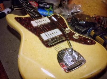 Palanca tremolo Fender Jazzmaster