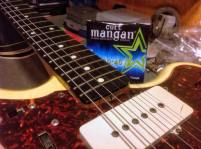 Cuerdas Curt Mangan 10-46