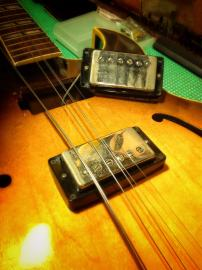 Pastillas Gibson 175
