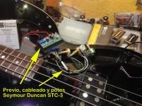Potes y previo activo STC-3
