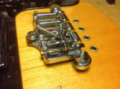 Puente y patines Gibson Ripper