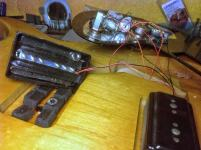 Pastilla y electrónica Gibson Ripper