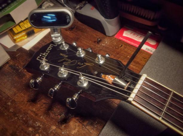 Alma de Gibson LesPaul Special P-90