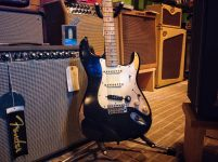 Cuerpo Strat Fender Road Worn 50