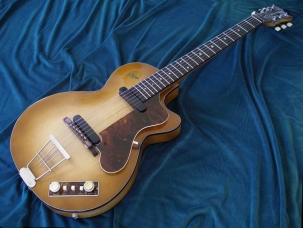 Hofner Club 50 pastillas BAR