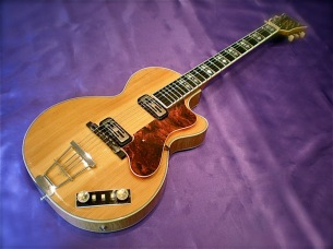 "Hofner Club 50 Pastillas ""TOASTER"""